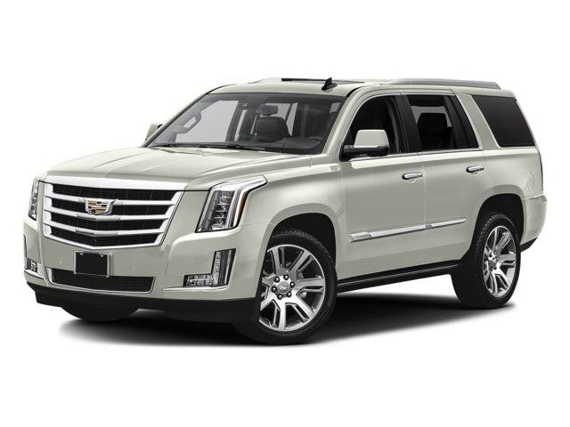 2016 Cadillac Escalade Premium Collection Huntington Wv Barboursville Kenova Saint Aldans West Virginia 1gys4ckj0gr251539