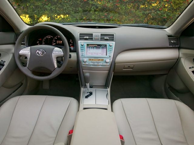 2009 Toyota Camry Hybrid Base In Huntington Wv Moses Nissan