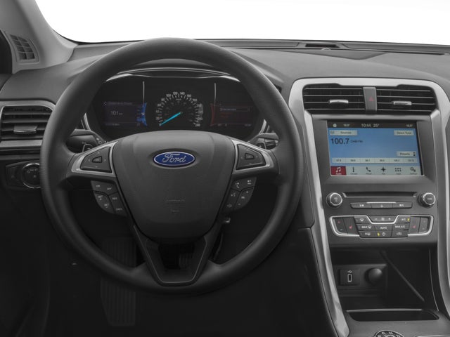 2017 Ford Fusion Se In Huntington Wv Moses Nissan