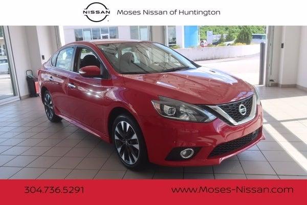 2019 Nissan Sentra Sr Huntington Wv Barboursville Kenova Saint